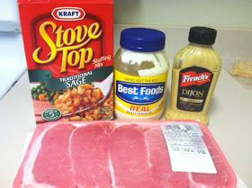 Time to Eat Y'all!: Cheap & Easy Pork Chop Dinner