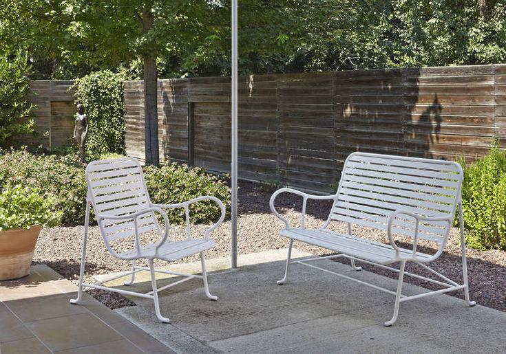 Gardenias bench - Outdoor   BD Barcelona Design
