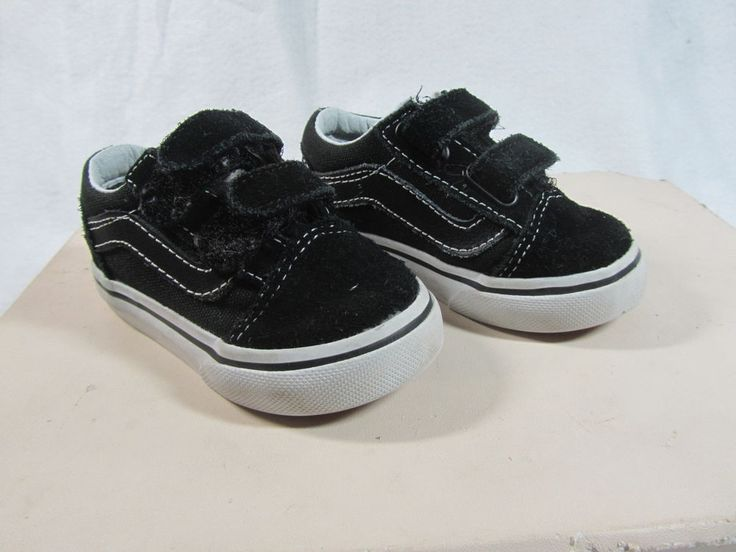 boys vans atwood size 4
