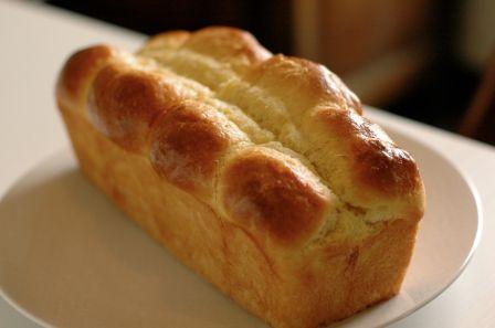 Recette de la brioche maison au beurre recette les - Brioche au beurre maison ...