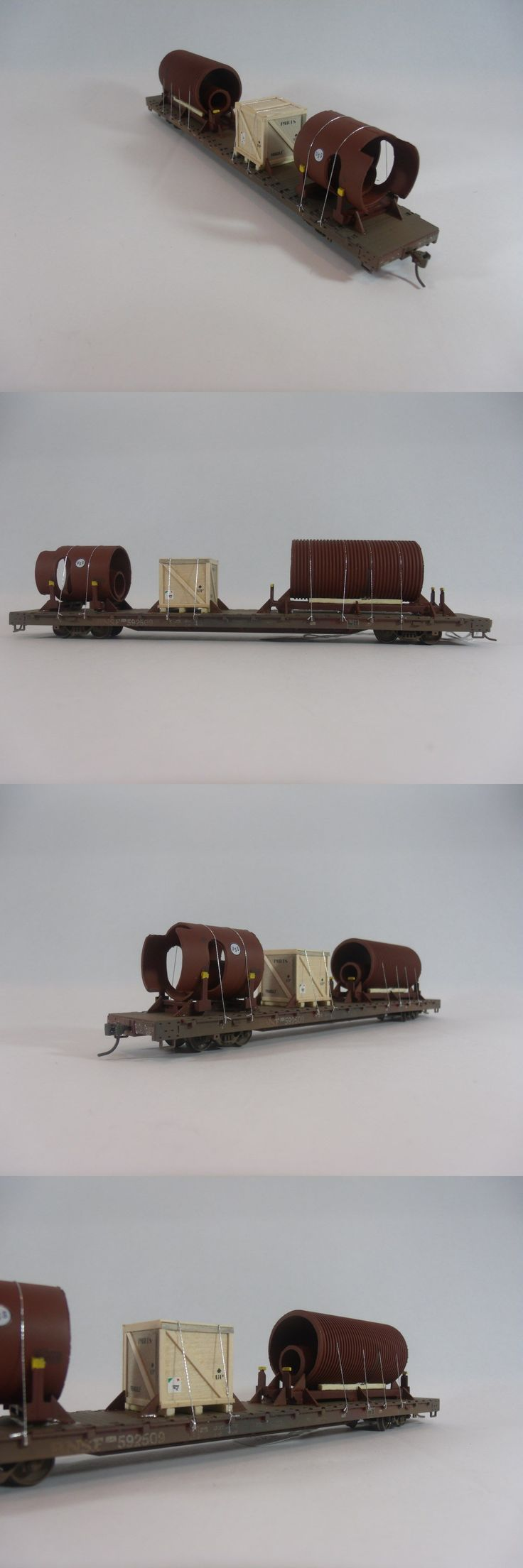 Other HO Scale Parts and Accs 11644: Ho Scale Model Railroads And Trains - Custom Load Ho Scale Railroad -> BUY IT NOW ONLY: $78.95 on eBay!