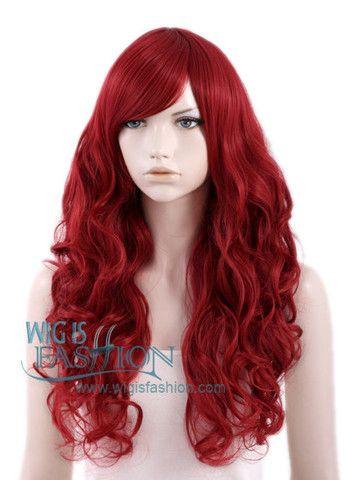 .poison ivy wig $18.00