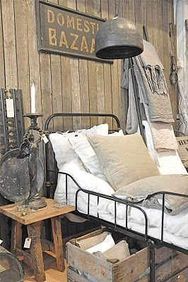 There Is Something About This That Calls To Me... Not Necessarily For Me · Industrial  BedroomFrench ...