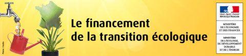 Livre blanc sur le financement de la transition écologique - Les consultations publiques du ministère du Développement durable