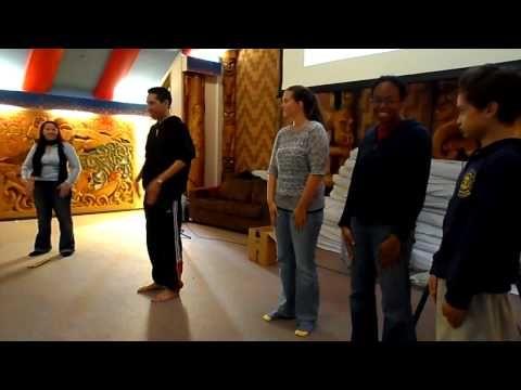 Noho Marae - Maori Counting Game - YouTube