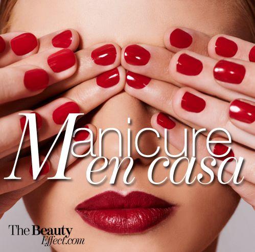 Tips para hacer tu manicure en casa.