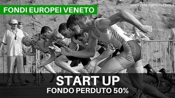 VENETO START UP PUBBLICATO IL BANDO. PREVISTI CONTRIBUTI A FONDO PERDUTO DEL 50%. DOMANDE A PARTIRE DAL 13 LUGLIO FINO AL 28 LUGLIO 2016.