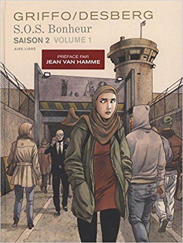 S.O.S. Bonheur Saison 2 - tome 1 - S.O.S. Bonheur Saison 2 1/2 - Griffo, Florent Daniel, Jean Van Hamme, Stephen Desberg