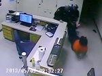 "Video captures Jasper, Texas, police officers beating woman. A southeast Texas town with a history of racial unrest on Monday fired two white police officers recently captured on video slamming a black woman's head into a countertop and wrestling her to the ground.    ""The amount of force used was abominable,"" the woman's attorney, Cade Bernsen, told Yahoo News.    The incident was captured by security cameras at the Jasper, Texas, police headquarters."