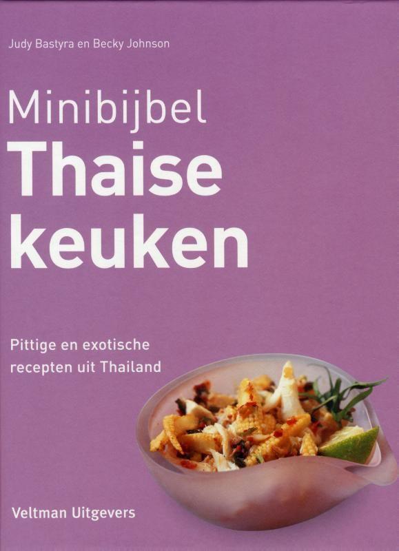In de Thaise cultuur is het een feest om maaltijden voor te bereiden, te koken en op te dienen. Elke maaltijd is een heerlijkheid. Dit boek opent met een overzicht van de geschiedenis van het land en ontdekt de culinaire en sociale tradities. Ontdek de verschillen tussen de regionale maaltijden, het eten van de straat en de Thaise markten en ontdek de belangrijkheid van voedsel binnen de Thaise cultuur. Deze wonderbaarlijke collectie recepten bevat meer dan 150 verrukkelijke gerechten...