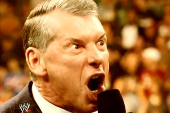 Vincent K McMahon | Vincent K. McMahon is WWE's served as Chairman of the Board of ...