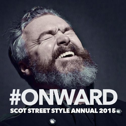 Scot Street Style, the fantastic collective celebrating all things creative & stylish in Scotland, are making a book!