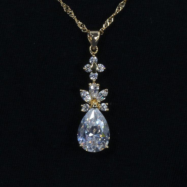 Ysabel pendant from Ciao Bella Jewellery ciaobellajewellery.com