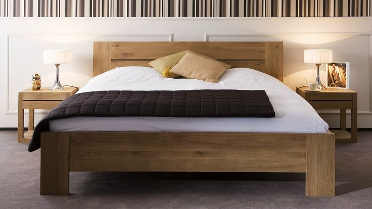 Resultado de imagen para camas modernas de teca