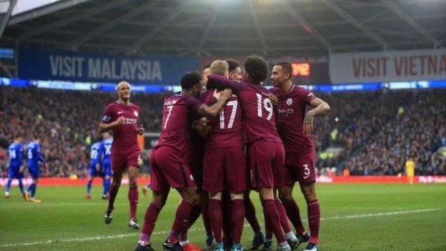 FA Cup | Manchester City clasificó a octavos de final  Foto: Diario Jornada  El equipo de Pep Guardiola con Sergio Agüero y Nicolás Otamendi clasificó hoy a los octavos de final de FA Cup con el triunfo como visitante ante Cardiff City de la segunda división por 2 a 0.  Los goles del equipo de Manchester fueron convertidos por el belga Kevin De Bruyne (PT 8m) y el inglés Raheem Sterling (PT 37m).  Agüero ingresó en el entretiempo para el puntero de la liga inglesa por el alemán Leroy Sané…