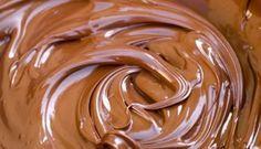 Receita de creme de chocolate - Bolos de Aniversário Decorados
