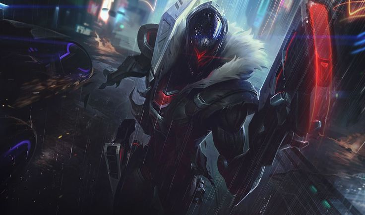 Project Jhin - Can't wait!!!