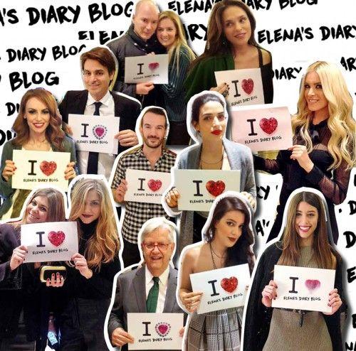 Elena's Diary Blog