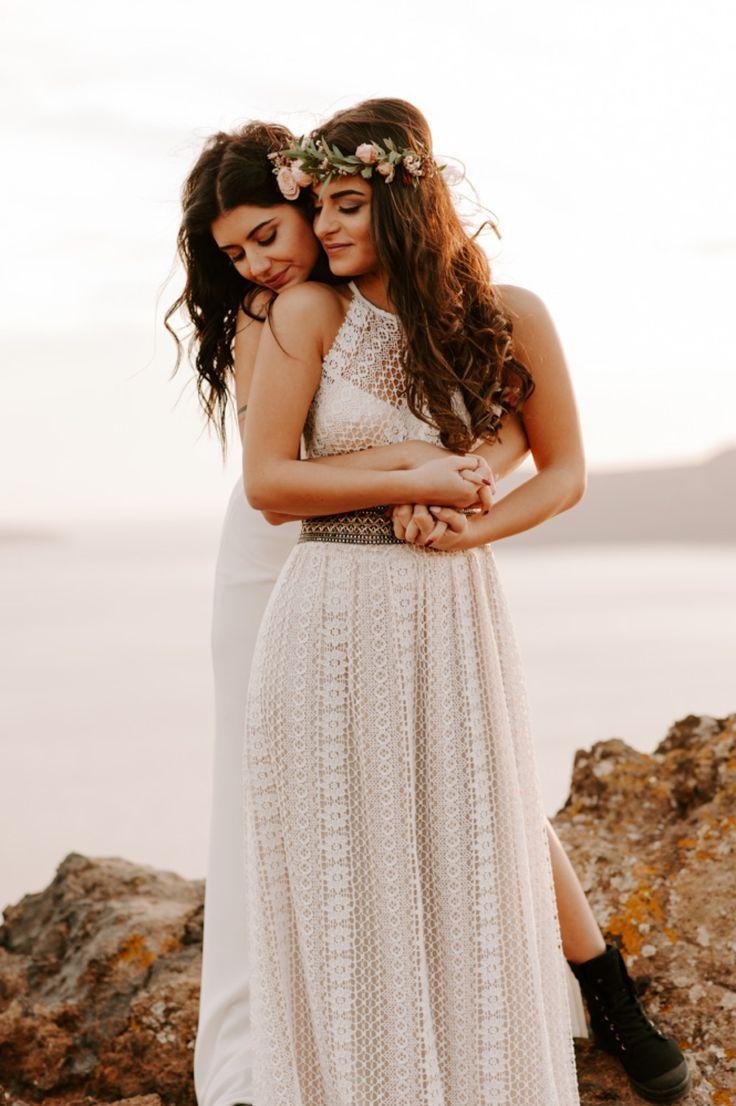 Lesbian Wedding Photos, Lesbian Wedding Photography, Lgbt Wedding, Wedding Couples, Wedding Portraits, Engagement Photography, Wedding Pictures, Lesbian Engagement Photos, Bridal Photography