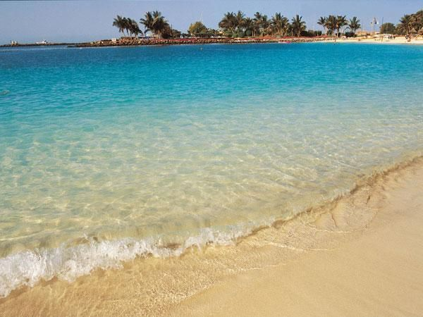 Jandia Beach (Canary Islands, Spain)