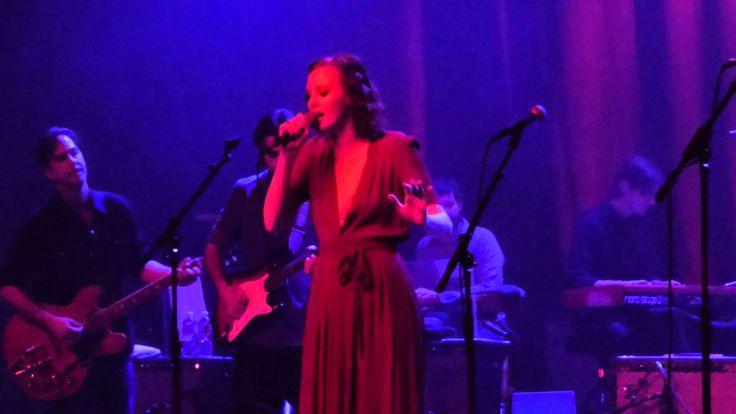 Fleetwood Mac Fest (Karen Elson) - Rhiannon (Fonda Theater L.A CA 2/9/16)
