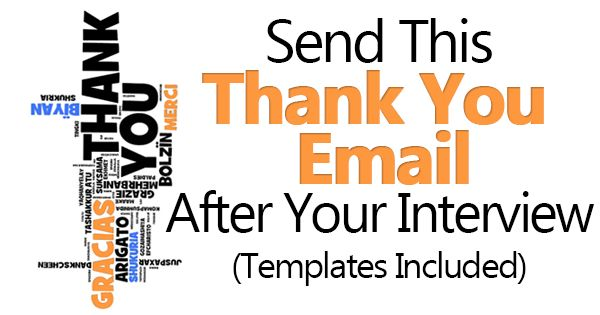 Thank You Email After Rejection Custom 16 Best After The Job Interview Images On Pinterest  Job Interviews .