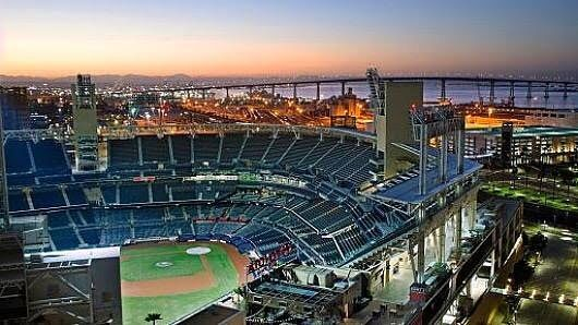 The San Diego Padres are building the largest solar plant in all of Major League Baseball (MLB). We love to see sports x sustainability   . . . #sports #sustainability #baseball #SanDiego #Padres #solarpanels #solarpower #solarenergy #renewableenergy #ProjectTsehigh #PjT