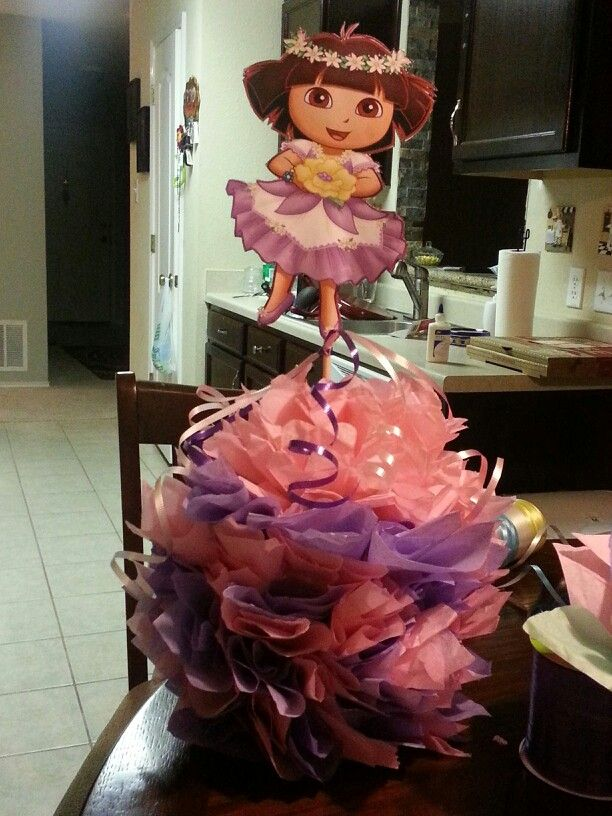 118 best Dora and Diego party idead images on Pinterest