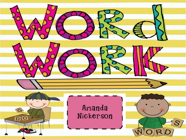 Lots of different ideas for the Daily Five word work.: Work Center, Center Ideas, Work Stations, Literacy Center, Awesome Ideas, Words Work, Daily 5 Cafe, Word Work, Work Ideas