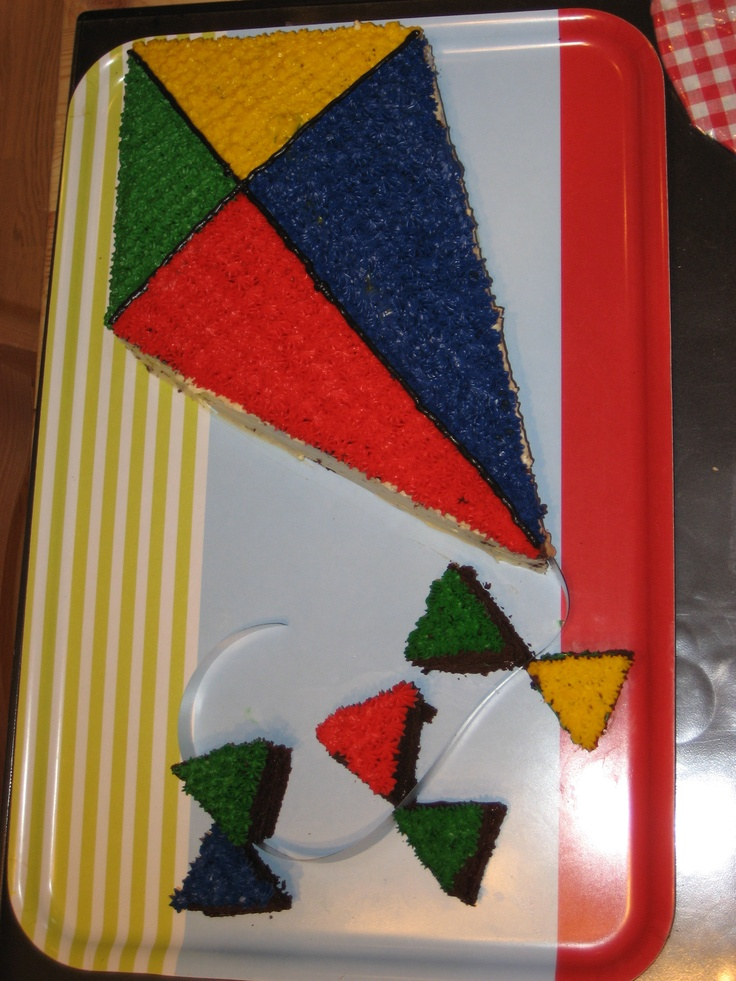 This was for my little man's first birthday!  I made another littler one for him to eat!  What a mess!!