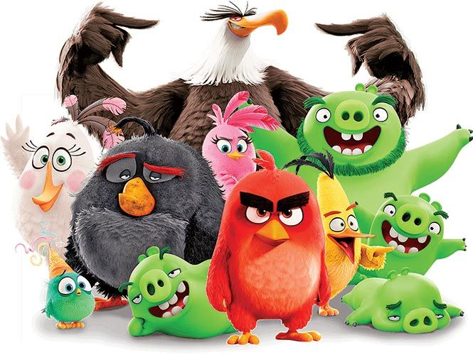 Bienvenidos a Café y Cabaret, en esta ocasión les comparto mi reseña de la cinta basada en el exitoso videojuego, Angry Birds.