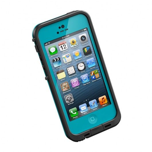 "LifeProof frē iPhone 5 Case for only $59.99 with code ""JUSTFRE"": does anyone know if the case for 5 will fit 5s? and how much better is the newest fre? I like the teal but maybe black is better if its the only case ill ever have.....decisions"