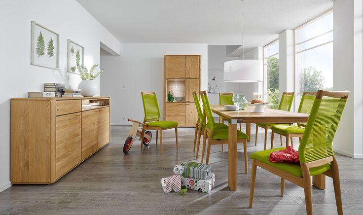 Esszimmer - Stühle / Sessel - Stuhl Jessica - Venjakob Möbel - Vorsprung durch Design und Qualität