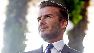 The Best Ever David Beckham Quotes!
