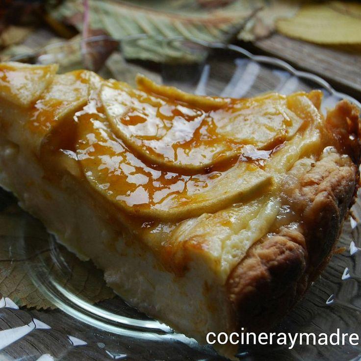 10 recetas de Tartas de Queso   Cocinar en casa es facilisimo.com