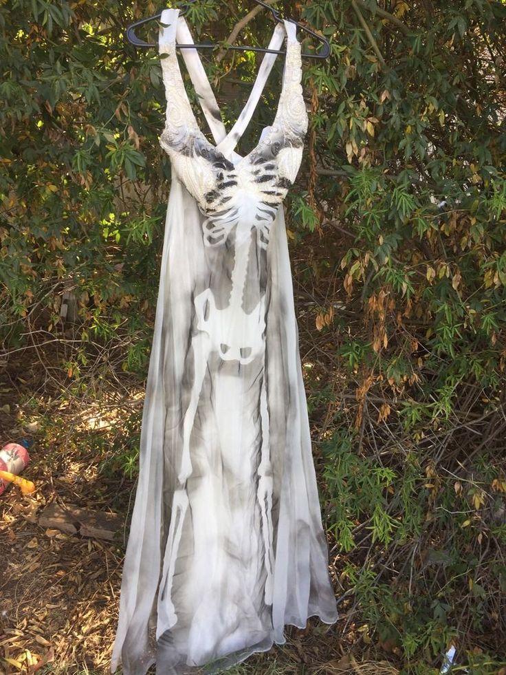 866 best for sale ebay etsy toolstarr images on for Corpse bride wedding dress for sale