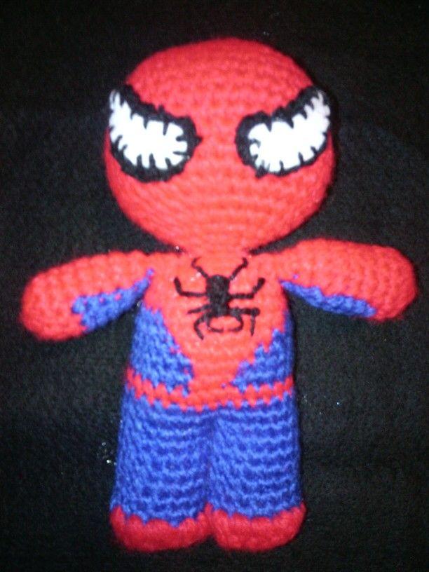 Hombre araña. 15 cm.