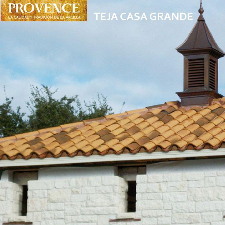 Teja Casa Grande de Arcilla - PROVENCE - Tejas de Chena
