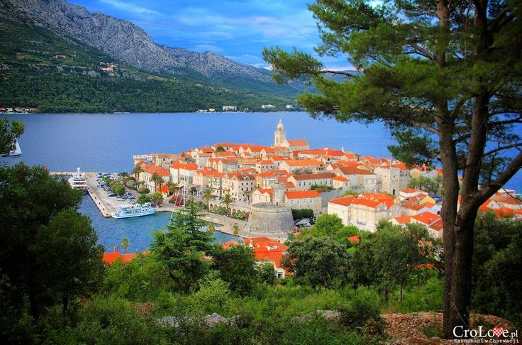 Korčula || http://crolove.pl/25-zdjec-ktore-sprawia-ze-zakochasz-sie-w-chorwacji/ || #Chorwacja #Croatia #Hrvatska #Kroatien #Photos