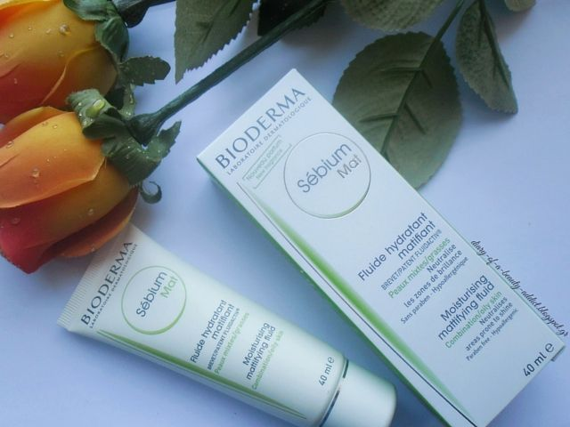 Bioderma Sebium Mat Cream : Review