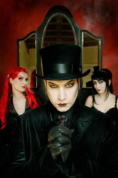 Blutengel amazing band/group, beautiful contrast between the voice :) SAVE OUR SOULS !