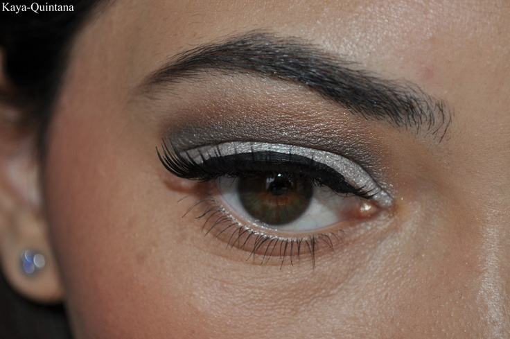 maybelline color tattoo tutorial