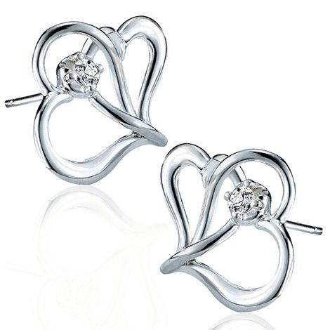 NEW! You will love this product from Avon: Sterling Silver Hearts Intertwined Earrings  contact to order: Elizabeth.marra-chiodo@rogers.com interavon.ca/elisabetta.marrachiodo facebook.com/avonformakeup 416-669-9217
