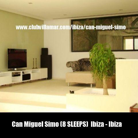 Can Miguel Simo (8 SLEEPS)  Ibiza - Ibiza