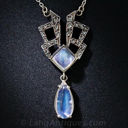 evenstar necklace moonstone - photo #42