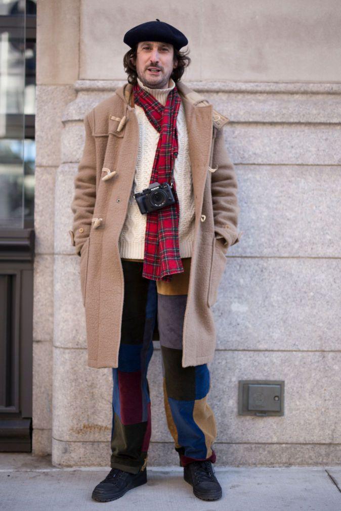 11de976c81ffd4 Berets Have Taken Over the New York Fashion Week: Men's Runways | Modern  Fashion | Fashion, Mens fashion casual shoes, Mens fashion week