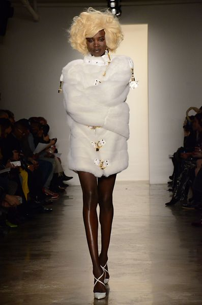 all I have ever wanted or needed :-) (The Blonds, Fall 2013)