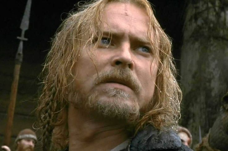 Dennis Storhoi of Norway in The 13th Warrior as Herger