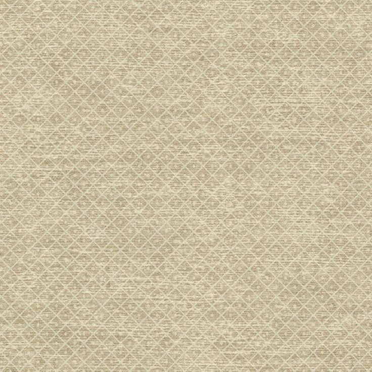 8 in. x 10 in. Marcel Linen Diamond Wallpaper Sample