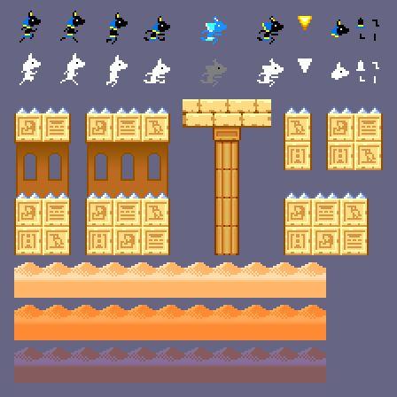 アヌビスラン - Anubis Runner | ユウラボ | blog Flashゲーム